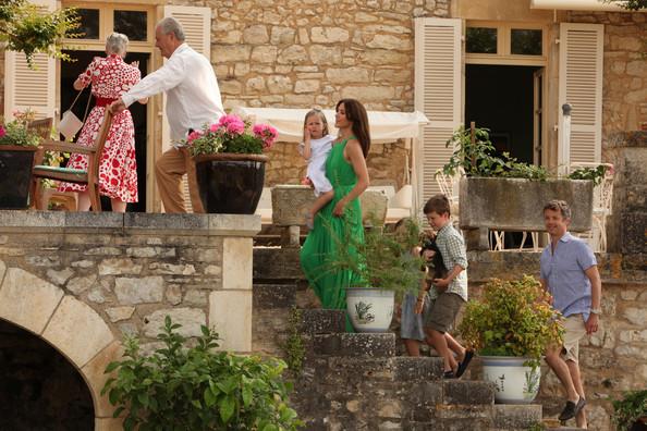 Crown Princess Mary, Princess Marie, Princess Athena, Princess Isabella