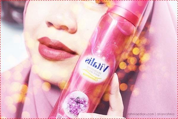 Vitalis Aeorosol Body Spray Glamorous