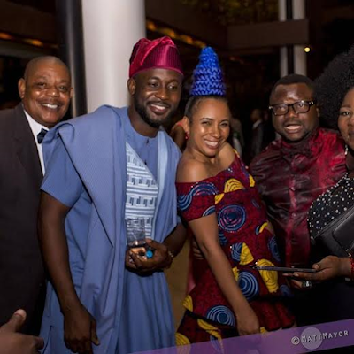 AMVCA 2016 after party pictures