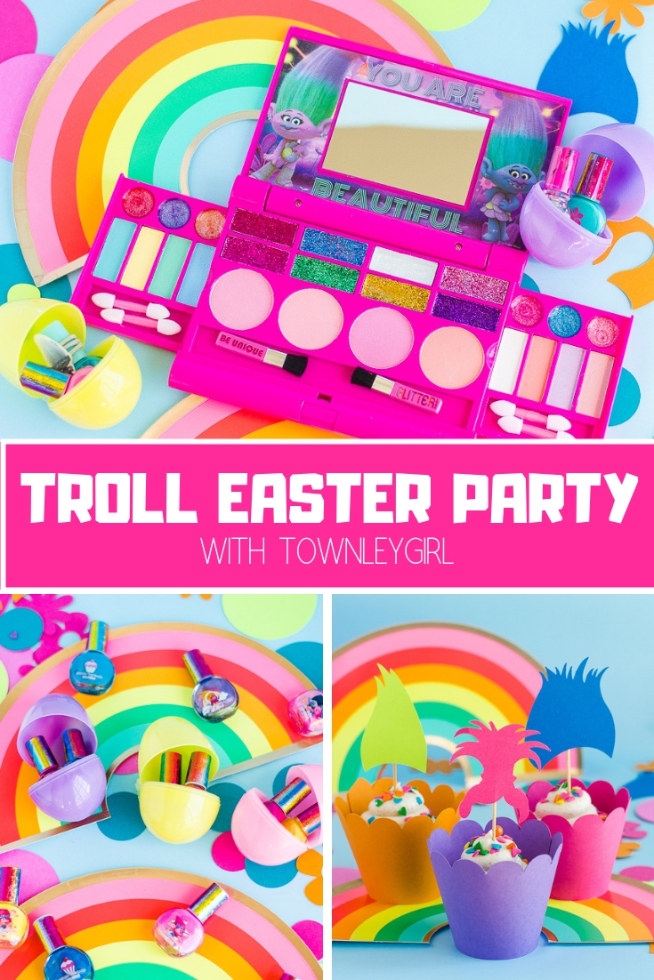 Fawn: Trolls Easter Party with TownleyGirl
