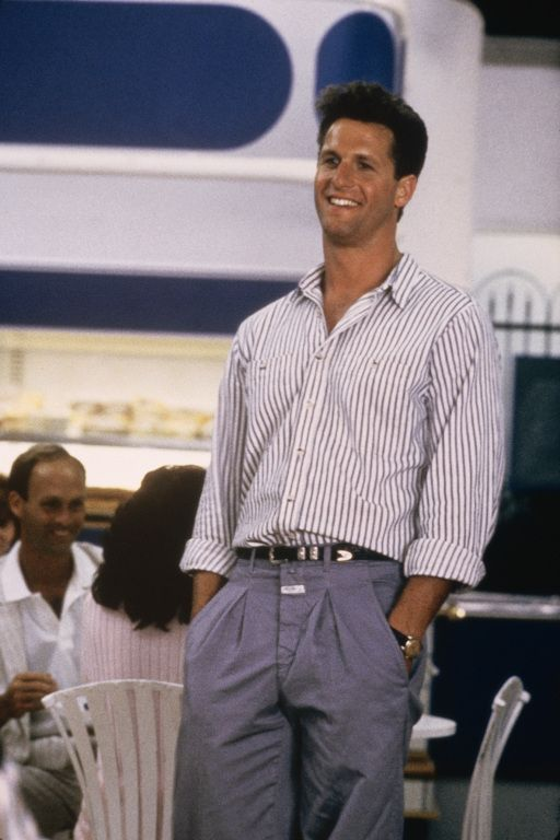 Favorite Hunks & Other Things: ACTORS & Skin: Rick Rossovich