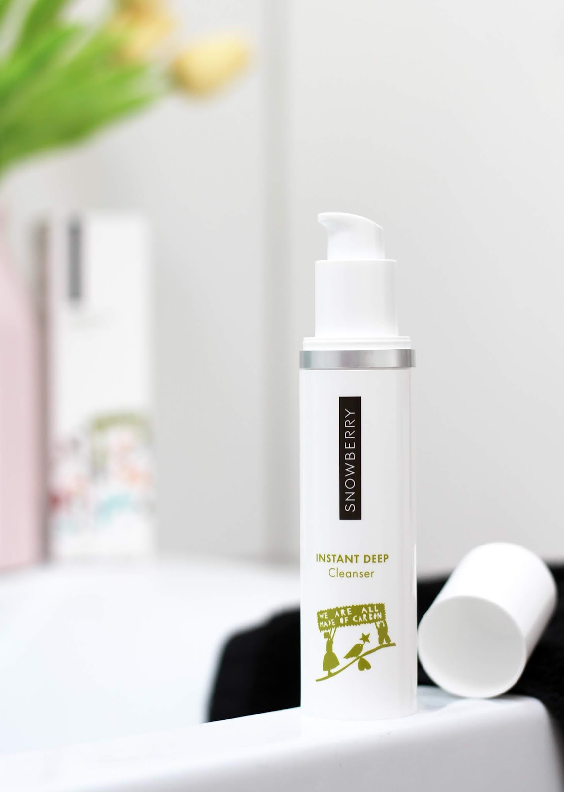 SNOWBERRY | Instant Deep Cleanser - Review - CassandraMyee #ad #sponsored