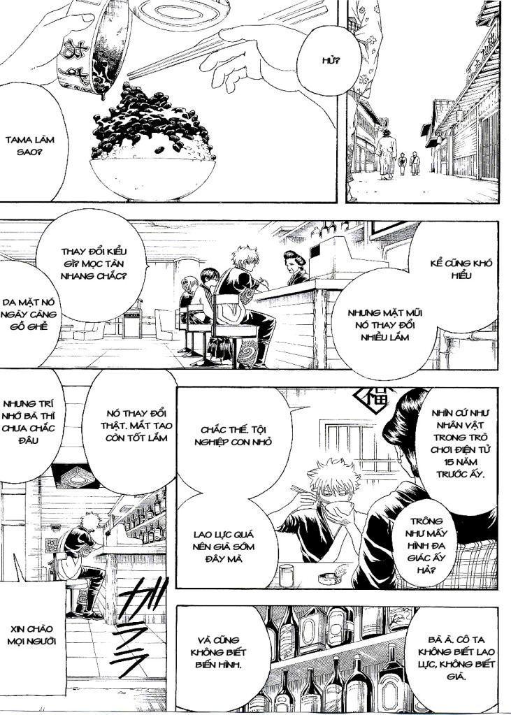 Gintama Chap 247 page 5 - Truyentranhaz.net