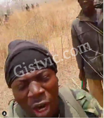 """We have Killed Them all, Fulani Herdsmen Will Never Come Back"" - Nigerian Soldier"