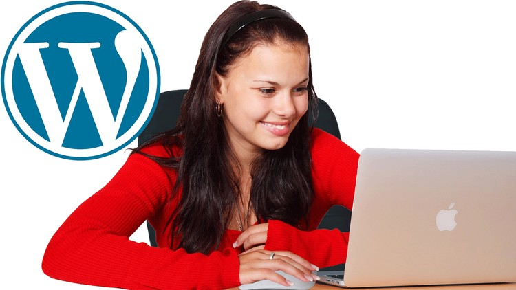 How To Make a Beautiful WordPress Website Without Coding - Udemy course