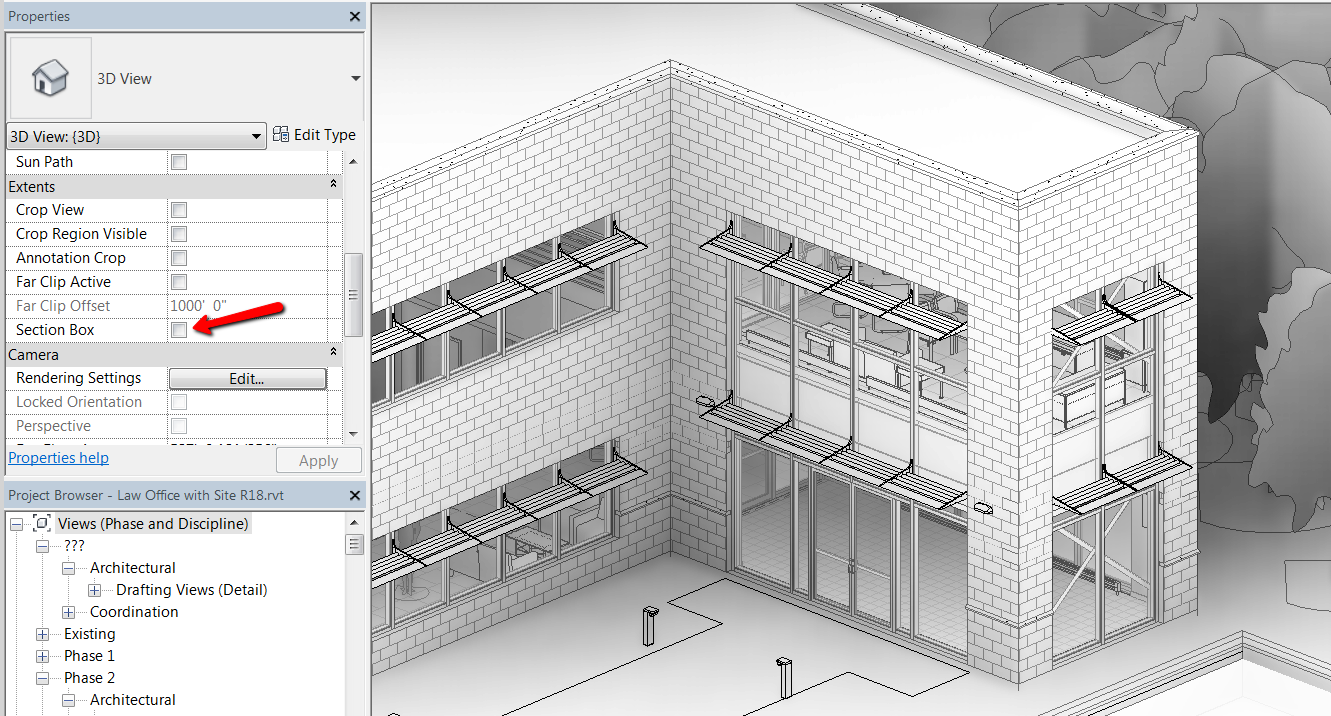 BIM Chapters: Revit's Section Box Tips and Tricks