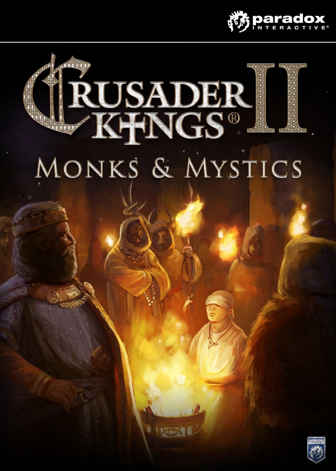 Crusader Kings II Monks And Mystics ESPAÑOL PC