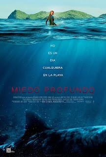 Miedo profundo en Español Latino