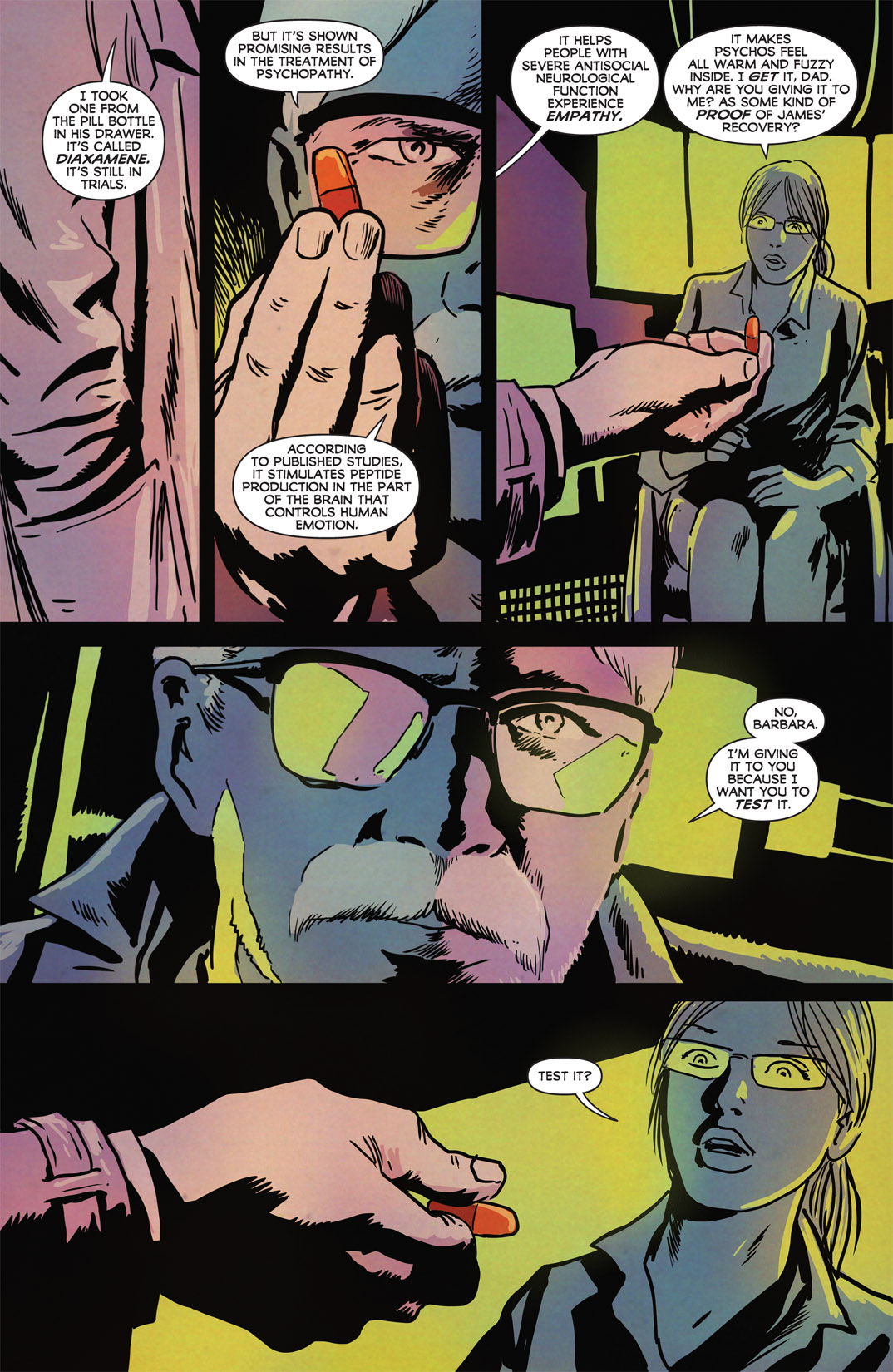 Detective Comics (1937) 879 Page 8