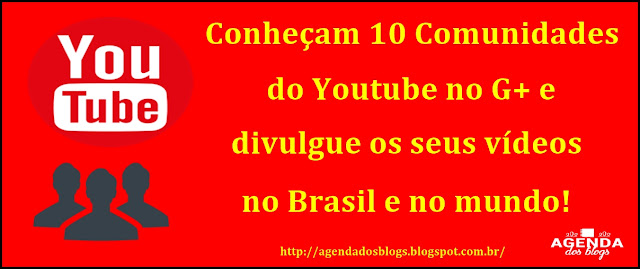 Comunidades do Youtube
