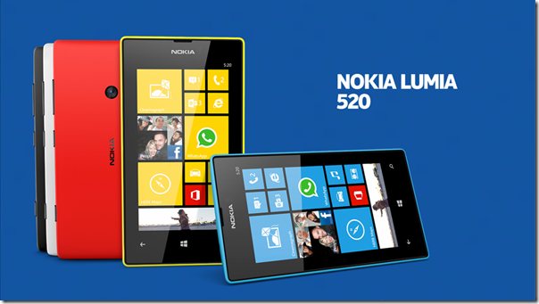Nokia Lumia 520 RM-914 Latest PC Suite For Windows 7, XP And Windows 8 Free Download