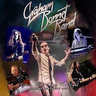 """Το βίντεο των Graham Bonnet Band του τραγουδιού """"Jet To Jet"""" από το album """"Live... Here Comes The Night"""""""