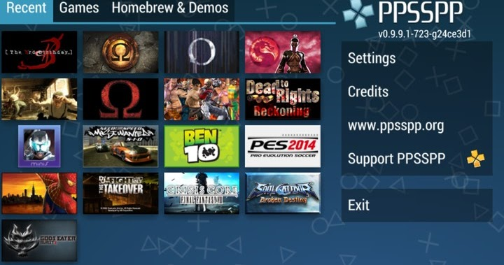 Download Game Ppsspp Ukuran Kecil Android Iso