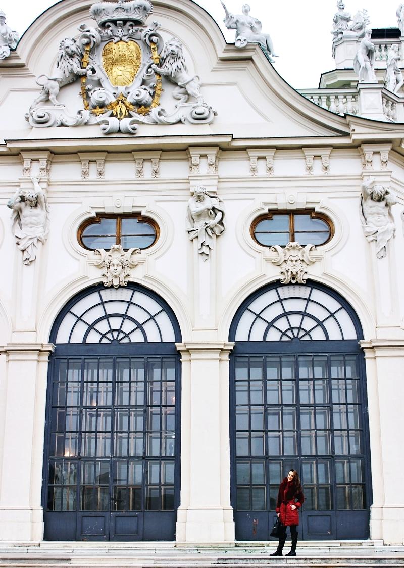 Belvedere Palace Vienna; Belvedere Palata Beč
