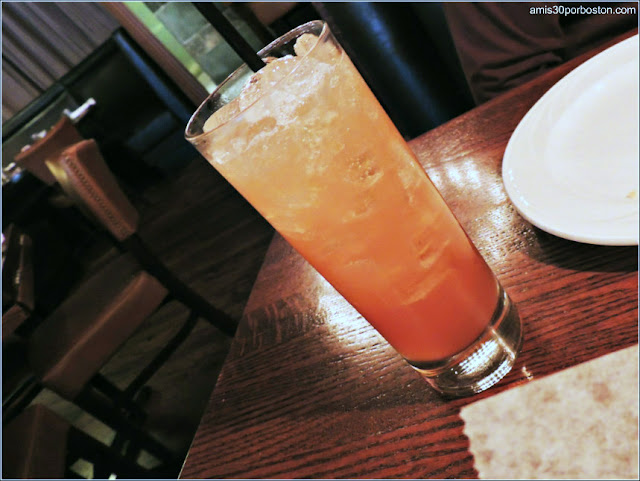 Brunch en Temple Bar: Mocktail Electric Banana