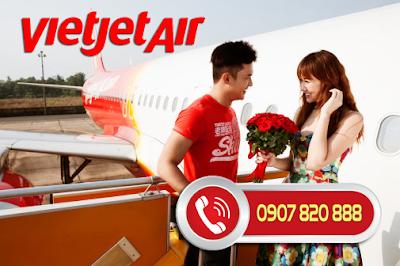 Vietjet Air khuyến mại lớn mừng khai trương 3 đường bay mới