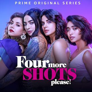 Four More Shots Please (2019) Hindi Season 01 480p | 720p (Complete)