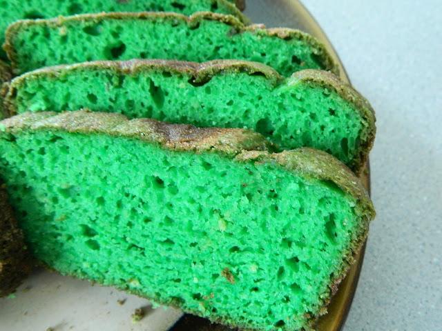 Kitchen Blessings Green Bread Pistachio Sweet Bread