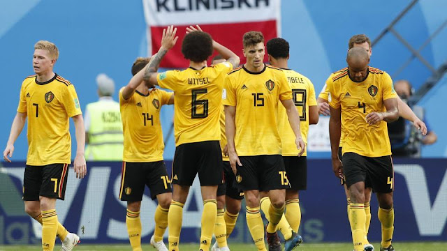 Belgium beat England in 3rd-4th place FIFA World Cup 2018