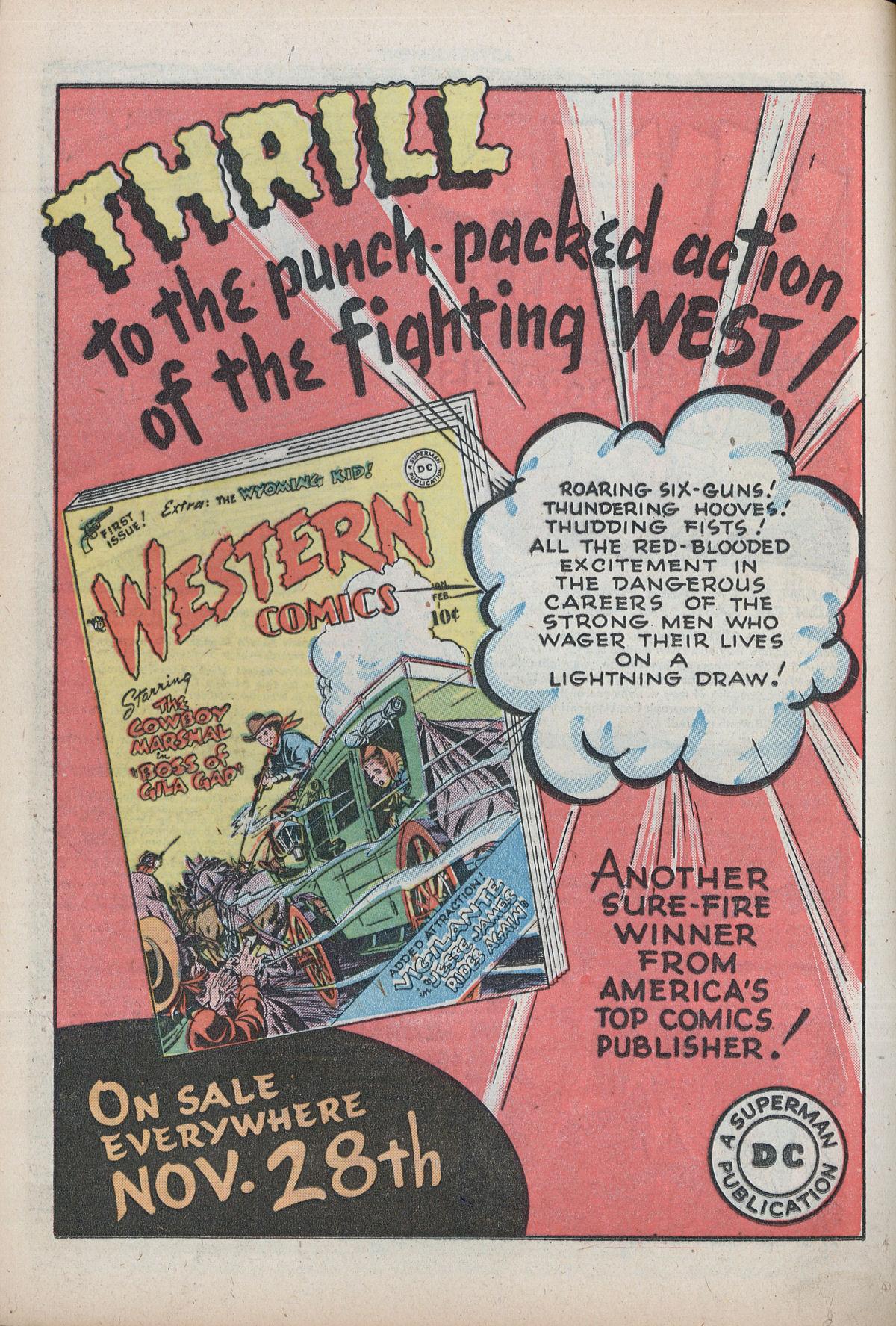 Read online World's Finest Comics comic -  Issue #32 - 16