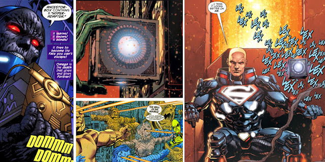 fakta mother box dc