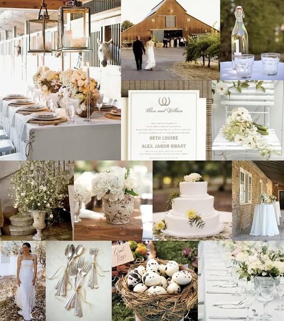 Barn Wedding Ideas Decorating: A Charming Affair: A Barn Wedding