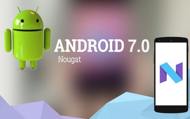 أحصل على نظام أندرويد NOUGAT في هاتفك بدون انتظار التحديث الرسمي عبر هذه الطريقة !