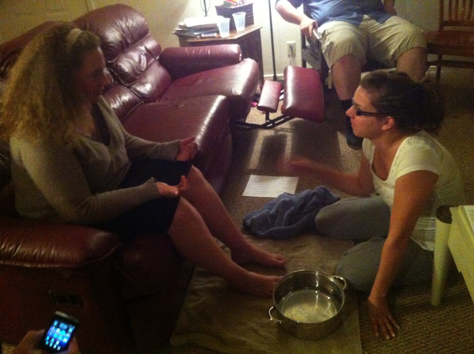 Avril lavigne giving a handjob - 2 part 2