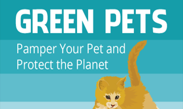 Green Pets: It's Possible to Pamper Your Pet and Protect the Planet