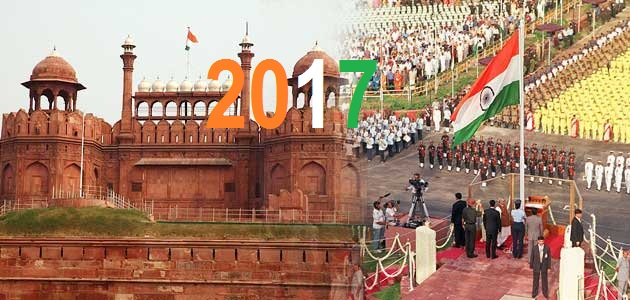 Independence Day 15 August 2017