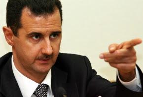 Assad afirma que há 'terroristas' entre os refugiados sírios no Ocidente