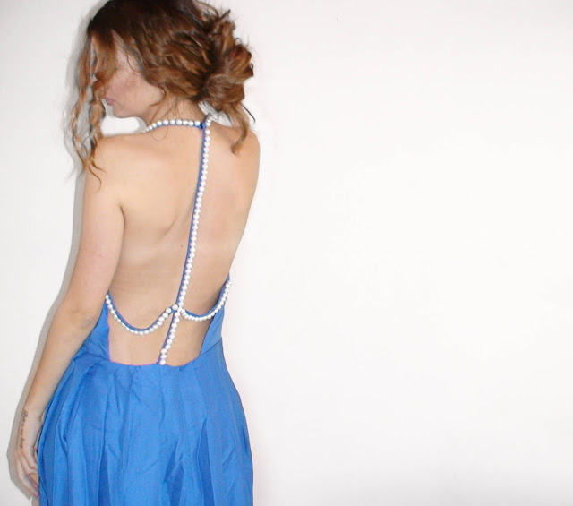 backless dress pinterest