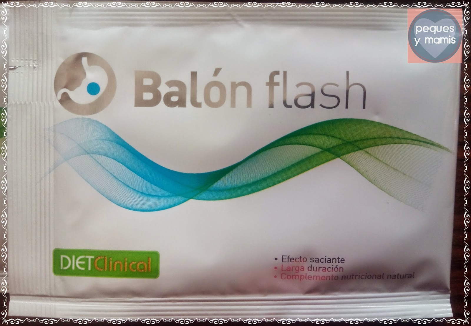Pastillas balon flash para adelgazar
