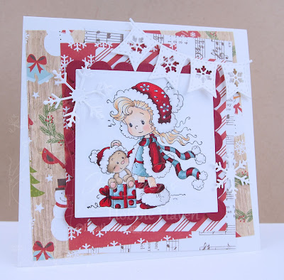 Heather's Hobbie Haven - Sarah Card Kit