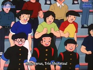 Download Captain Tsubasa 1983 Episode 122 Subtitle Indonesia