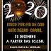 FIN DE ANO Baile e Festa Gato Negro Carril | 31dic