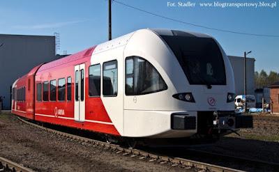 GTW dla Arriva Netherlands