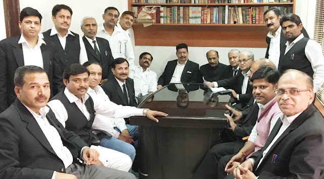 Advocate 2300 got medical aid of Rs one lakh