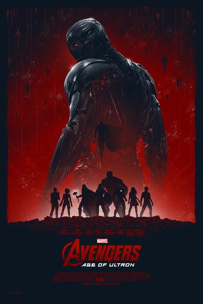 Avengers Age of Ultron อเวนเจอร์ส มหาศึกอัลตรอนถล่มโลก [HD][พากย์ไทย]