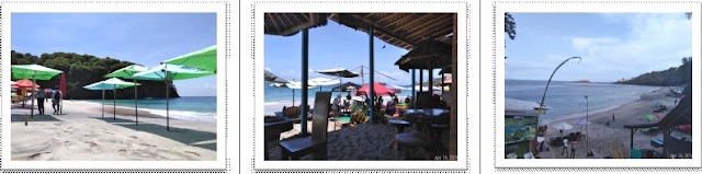Virgin beach the best beach in bali