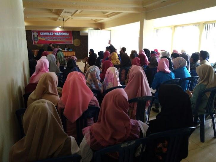 Peringati Milad Ke -54, PC. IMM Kabupaten Kerinci Gelar Seminar Nasional.