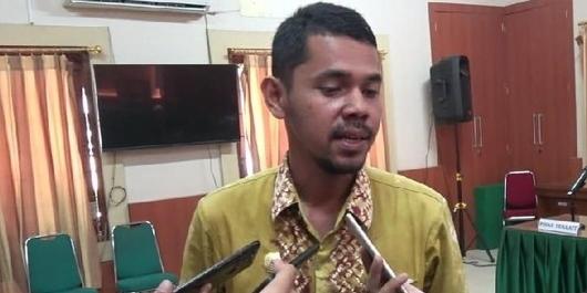 Makan Bareng Jubir BPN, Ketua KPU Kota Pariaman Dipecat