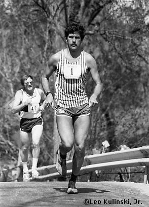 The Running Man: Park Barner: The Human Metronome
