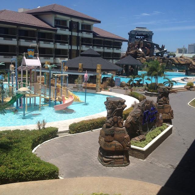 Westown Lagoon in Mandaue City Cebu Central Visayas Philippines