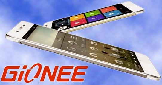 Gionee Smartphones, Chinese mobile phone manufacturer, Gionee Communication Equipment Co. Ltd.