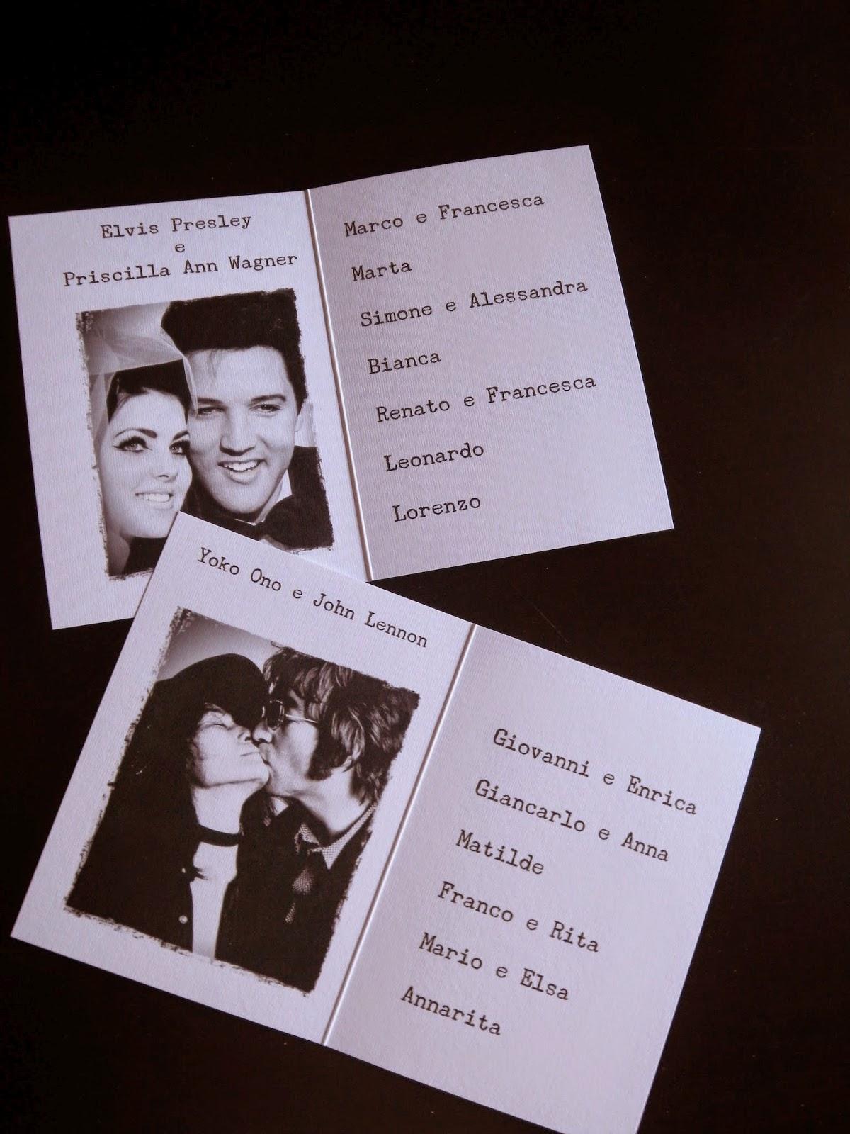 Amato Pazza Idea: [Promo]Segnatavoli vintage fai da te su PhotoSì FA97