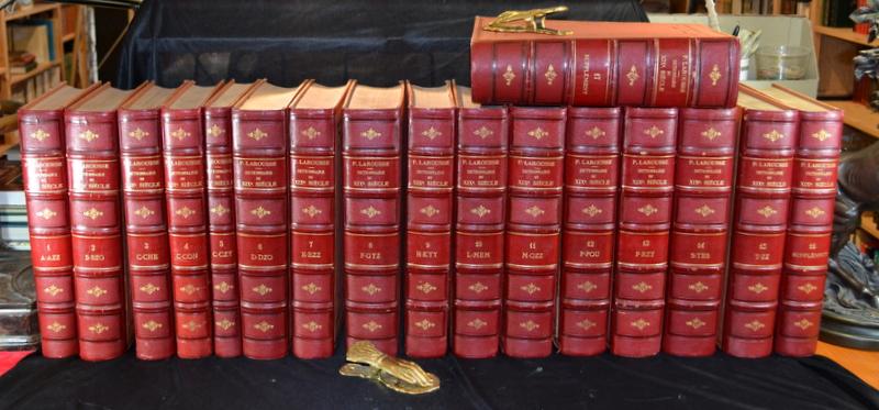 encyclopedie larousse xixe