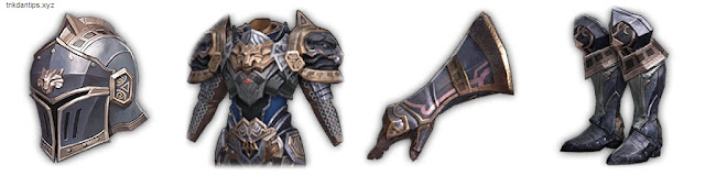 Fang of The Blue Wolf Lineage 2 Revolution Indonesia