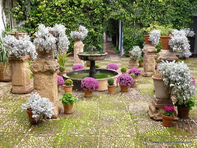 patios cordoba, palacio de Viana