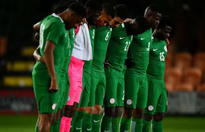 AFCON Qualifiers 2019 Result: Nigeria 0-2 South Africa